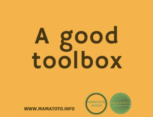 A good toolbox