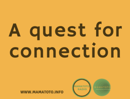 Quest for connection